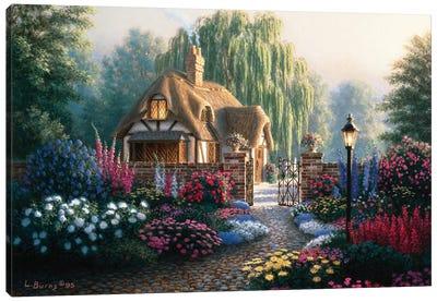 Cranfield Gardens Canvas Art Print