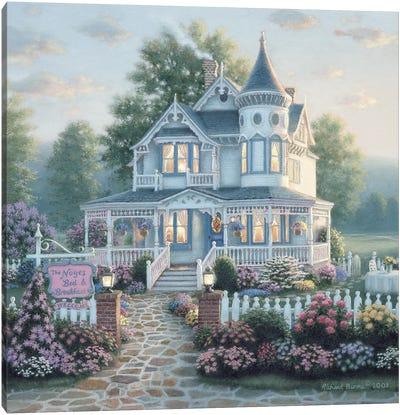 Victorian Days Canvas Art Print