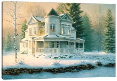 Stoddard's Lane Canvas Art Print