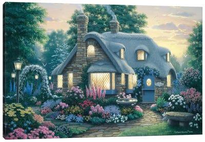 Peaceful Place Canvas Art Print