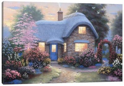 Hutchinson Cottage Canvas Art Print