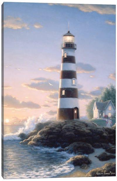 Parker Cove Canvas Art Print