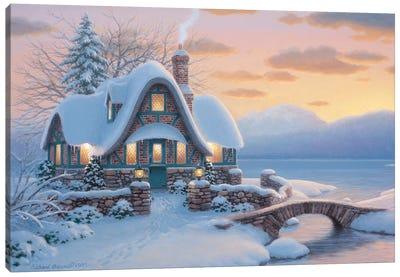 Briggs Corner I Canvas Art Print