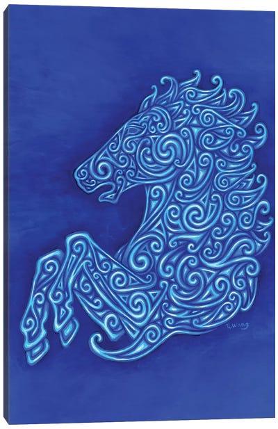 Celtic Horse Canvas Art Print