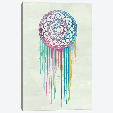 Dream In Color Canvas Print #RCA16} by Rachel Caldwell Canvas Wall Art