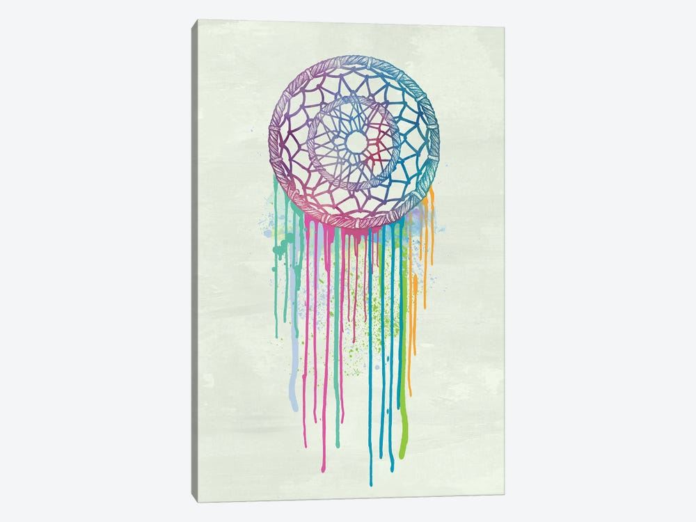 Dream In Color by Rachel Caldwell 1-piece Canvas Print