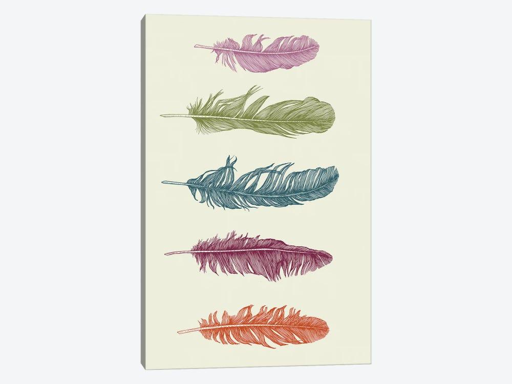 Lucky Five by Rachel Caldwell 1-piece Art Print