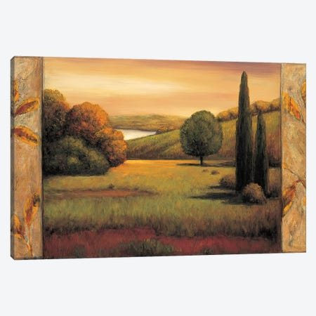 Sunlit Canvas Print #RCH3} by Rachael Sullivan Canvas Art