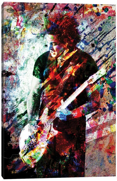 """Jack White """"She'S Got Freedom In The 2St Century"""" Canvas Art Print"""