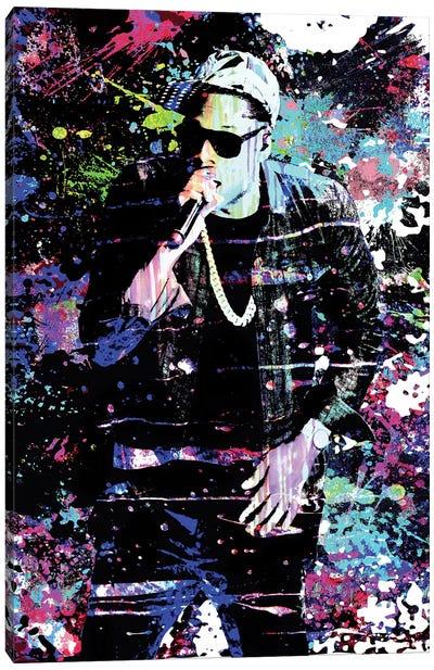 "Jay-Z ""Ball So Hard"" Canvas Art Print"