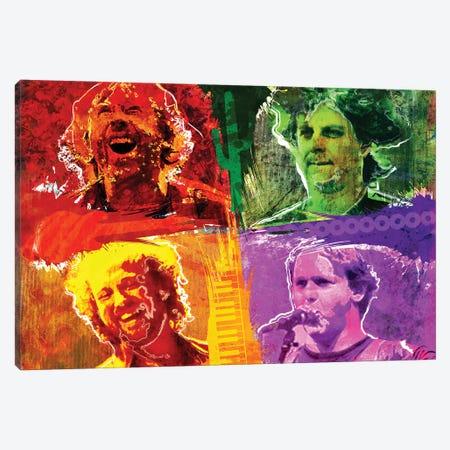 "Phish ""Fuego"" Canvas Print #RCM163} by Rockchromatic Canvas Print"