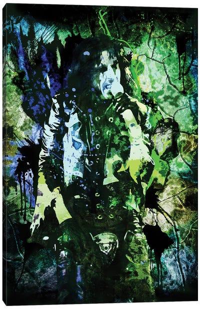 "Alice Cooper ""Feed My Frankenstein"" Canvas Art Print"