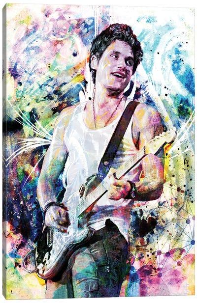 "John Mayer ""Gravity"" Canvas Art Print"