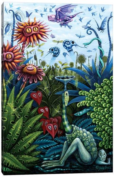 Garden II Canvas Art Print