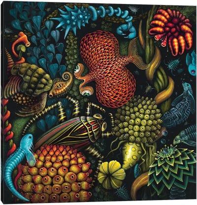 Planktonauts II Canvas Art Print