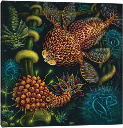 Planktonauts III Canvas Art Print