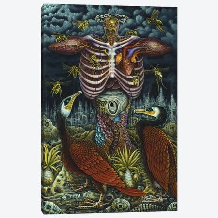 Resurrection Canvas Print #RCN28} by R.S. Connett Canvas Art Print