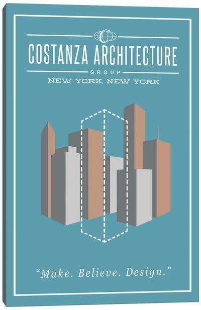 Costanza Architecture Canvas Art Print