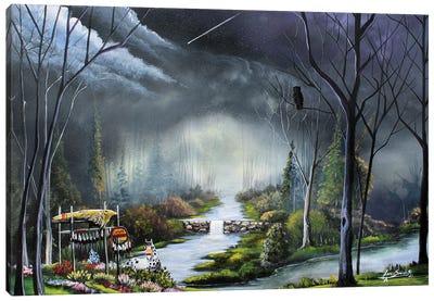 Sacred Ground Canvas Art Print
