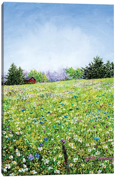 Rise and Shine Canvas Art Print