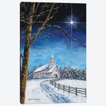 Bright Star Canvas Print #RDD21} by James Redding Canvas Art
