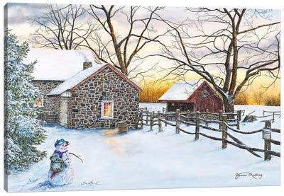Mr.Twiggs Canvas Art Print