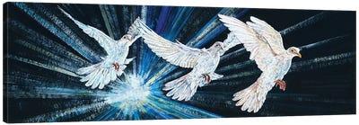 Three Spirits Canvas Art Print