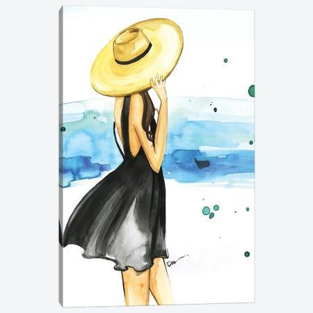 We Need Vitamin Sea Canvas Print #RDE103} by Rongrong DeVoe Canvas Wall Art
