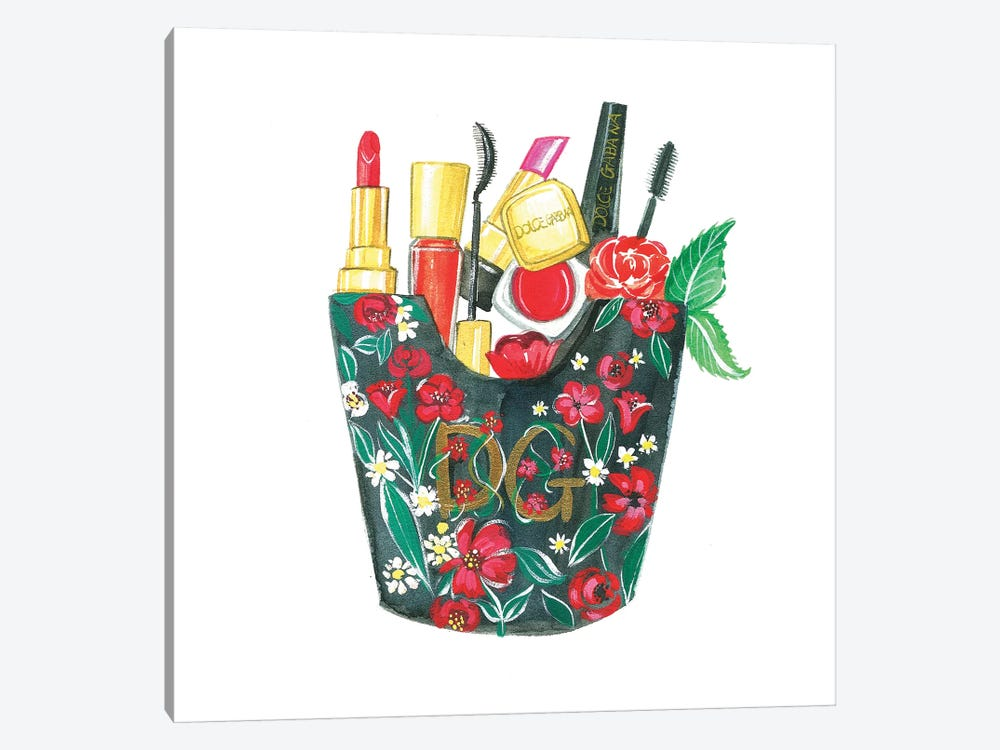 Dolce & Gabbana Fry Day 1-piece Canvas Print