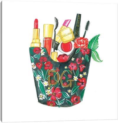 Dolce & Gabbana Fry Day Canvas Art Print
