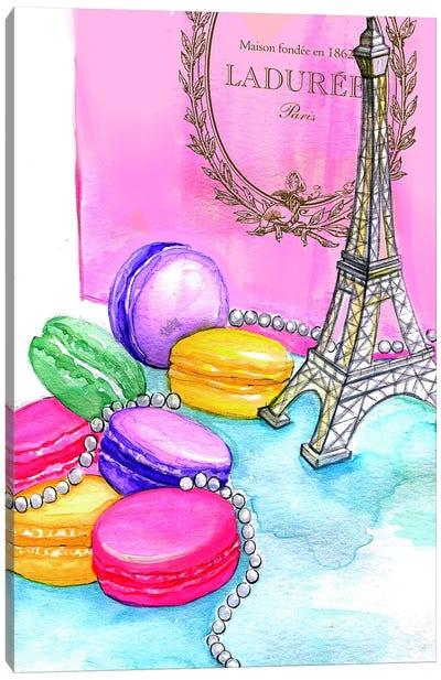 Afternoon In Paris Canvas Art Print