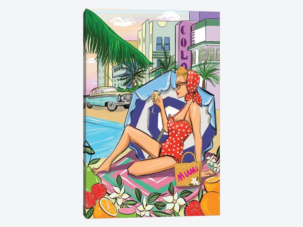 Art Deco I by Rongrong DeVoe 1-piece Art Print