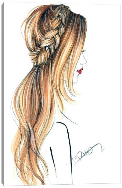 2bed50fb841e Fashion Illustrations Canvas Art Prints | iCanvas