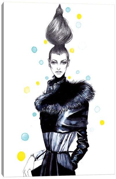 High Fashion Canvas Print #RDE37