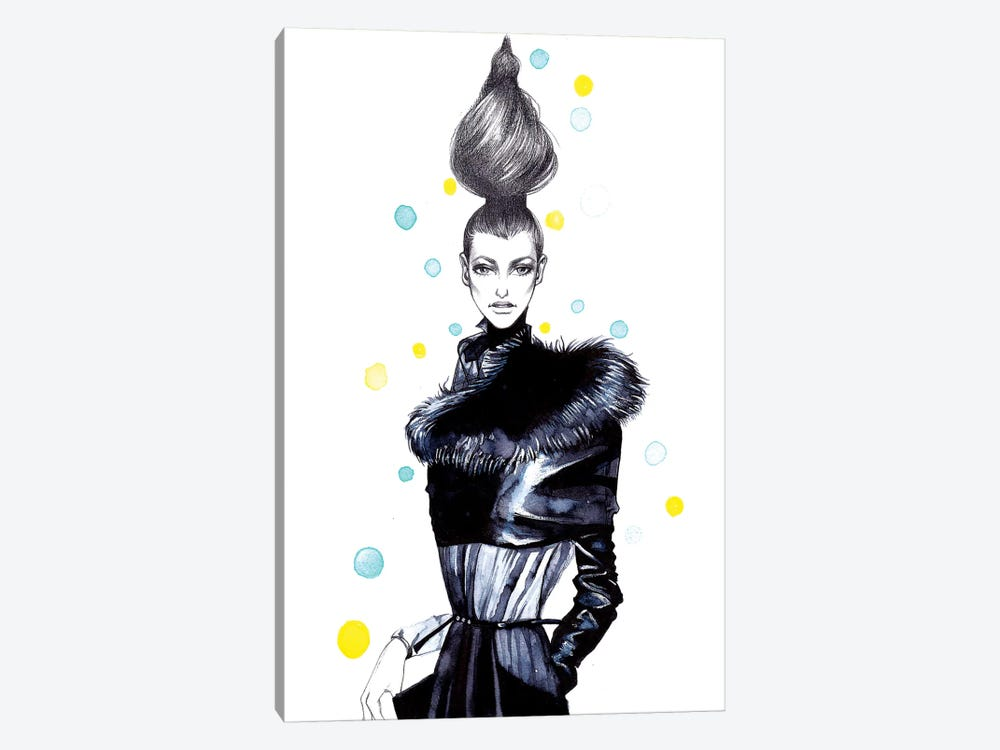 High Fashion by Rongrong DeVoe 1-piece Art Print