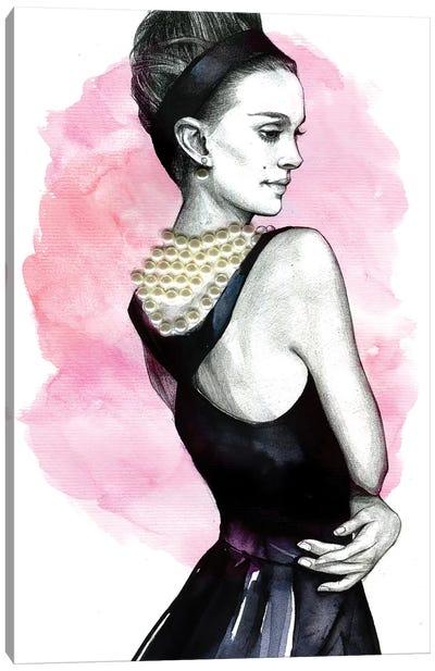 Natalie Portman Canvas Art Print