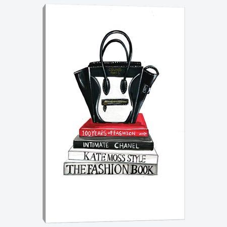 Celine Bag Canvas Print #RDE66} by Rongrong DeVoe Canvas Artwork