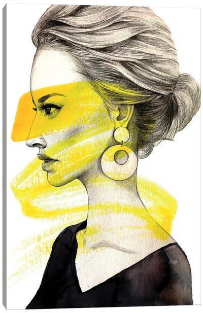 Side Canvas Art Print