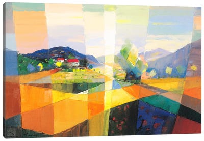 San Leonino Canvas Art Print
