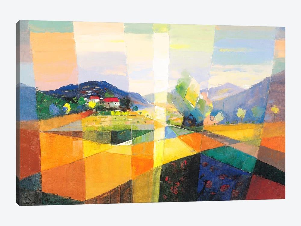San Leonino by Rob de Haan 1-piece Canvas Wall Art