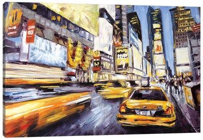 46th & 7th Canvas Art Print