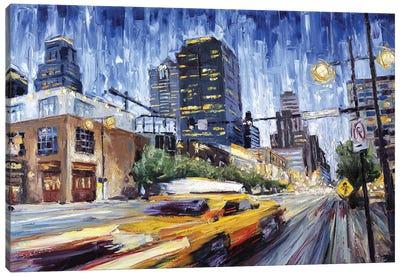 14th & Grand Canvas Art Print