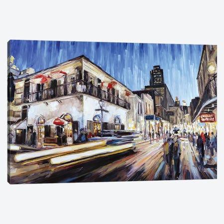 Bienville & Bourbon Canvas Print #RDI26} by Roger Disney Canvas Art
