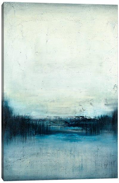 Blue Reflections IV Canvas Art Print