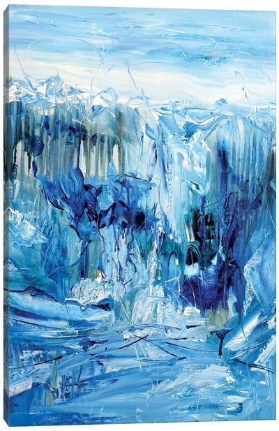 Frozen Canvas Art Print