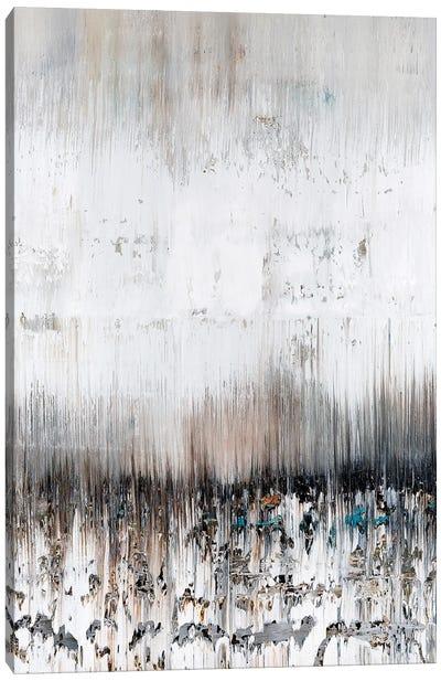 Arctic Blades Canvas Art Print