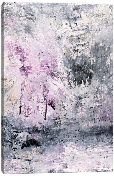 Purple Storm Cloud Canvas Art Print