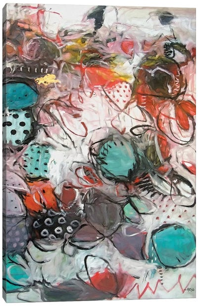 Multiplicity Canvas Art Print