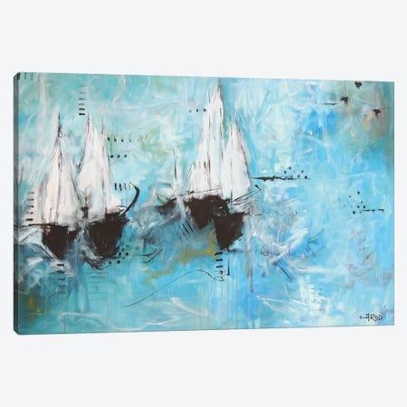 No Rain Canvas Print #RDR5} by Annie Rodrigue Canvas Print