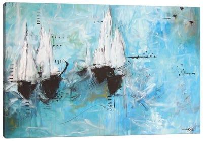 No Rain Canvas Art Print